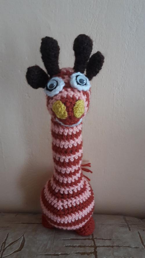 Žirafa Elfrída