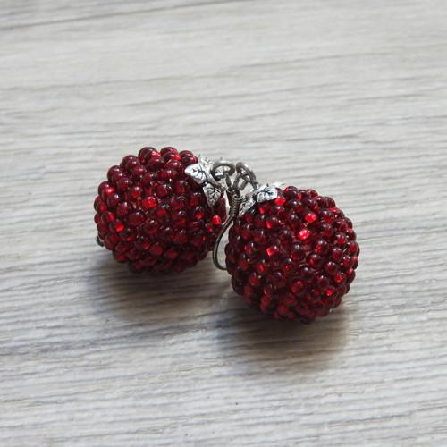 Červené kuličky (259)