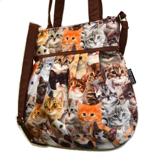 kabelka Tess Cats