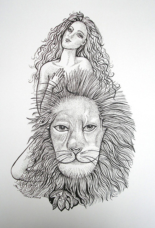 Lev-znamení Zvěrokruhu
