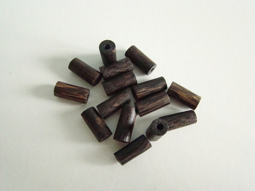 Korálky ze dřeva