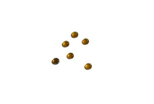 Kamínek kluatý jantarový diamant.brus 4mm - cca 18