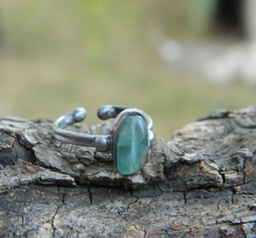 Akvamarínový