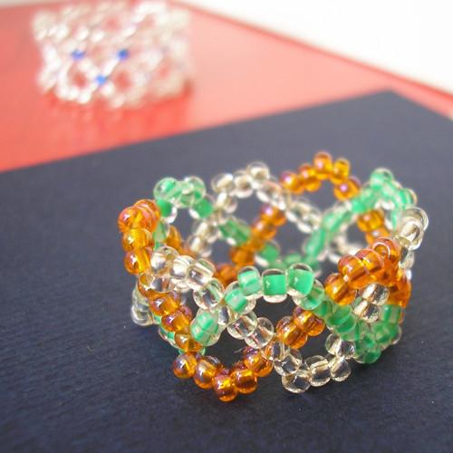Prsten tříbarevný (9)