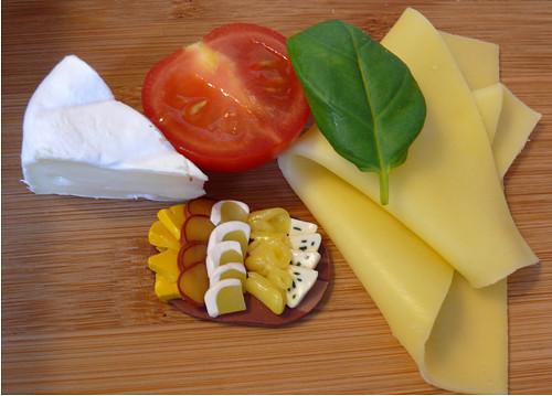 Sýrové prkýnko