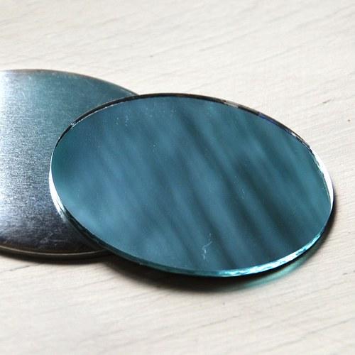 Komponenty zrcátko 75 mm