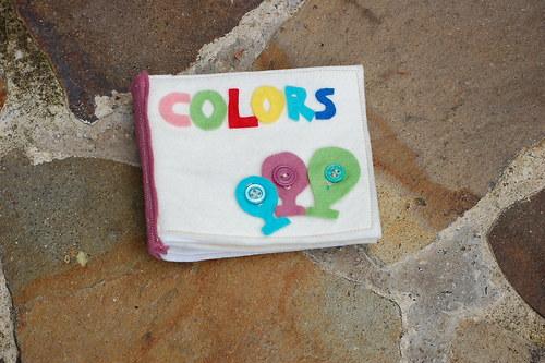 Učíme se barvy