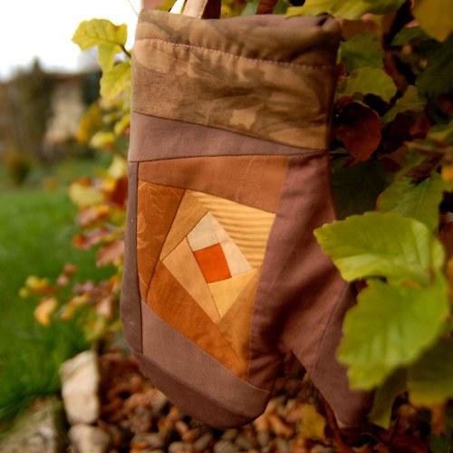 Chňapky patchwork, pár podzimních ...