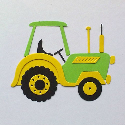 Výsek - Traktor