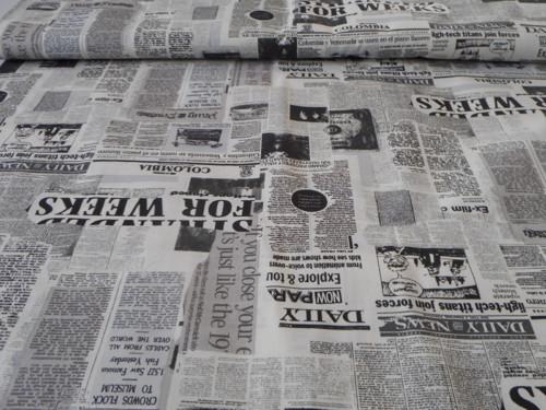 Noviny na režné