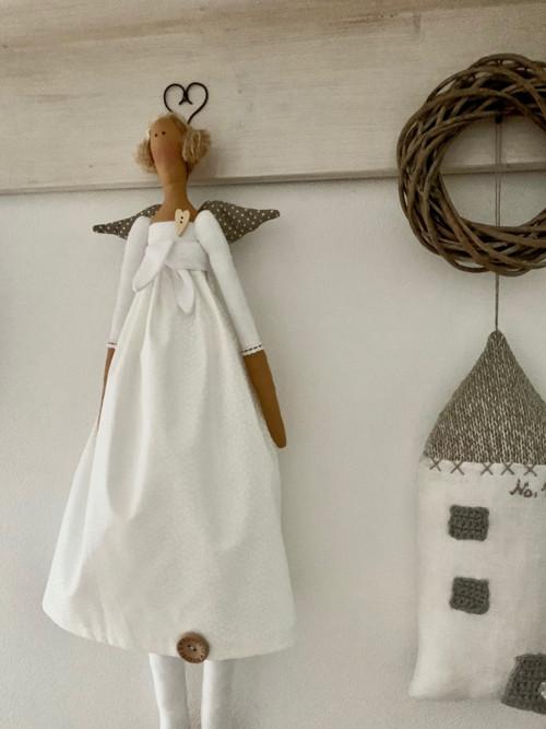Andělka bílá/přírodní