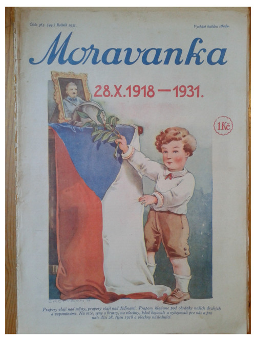 Moravanka 1931