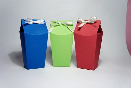 Krabičky typ A ... základní