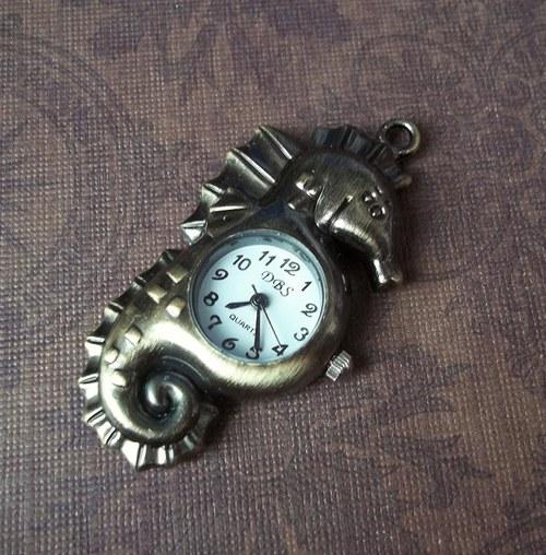 Vintage hodinky mořský koník