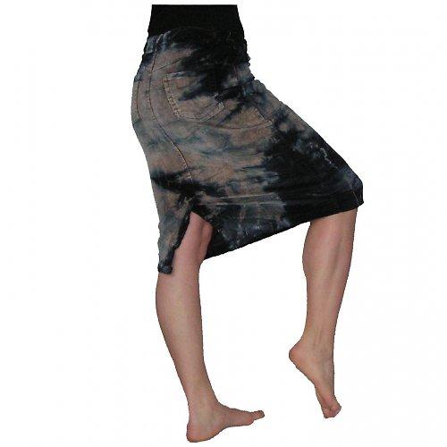 Batikovaná sukně