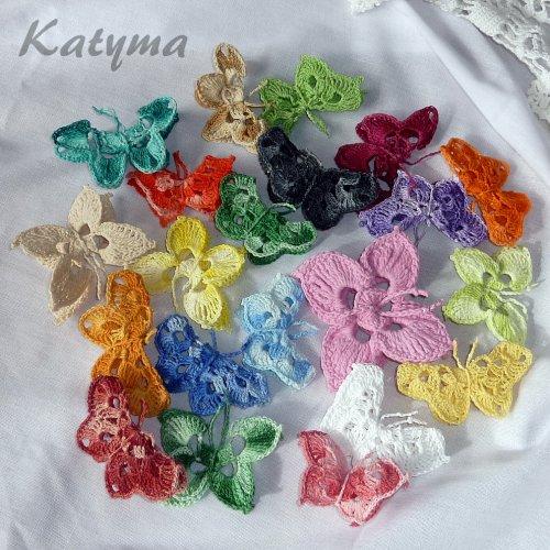 Jarní motýli všech barev