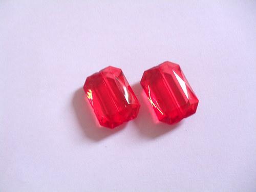 obdélníky červené 2Ks