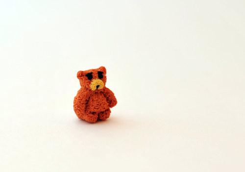 Mini medvídek