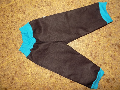 Softshellové kalhoty na přechodné počasí