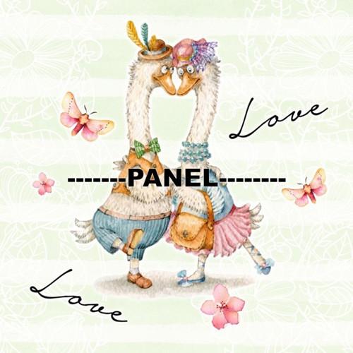 Úpletový panel