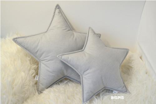 Hvězda sv.šedá menší