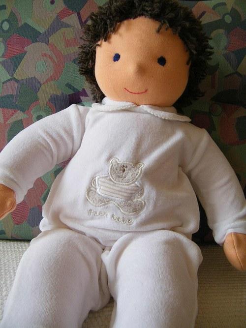 Velká oblékací panenka 50 cm - set na výrobu