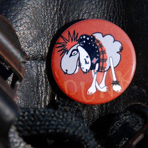 Motiv Punková ovce