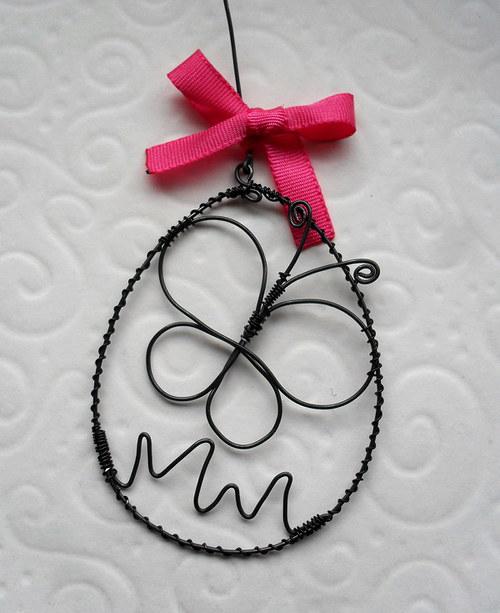 Jarní motýlek