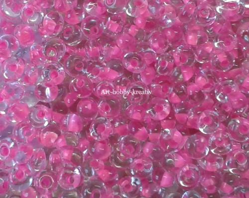 PRECIOSA drops s neonovým průtahem - růžový