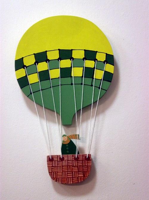 Balón malý- zelený