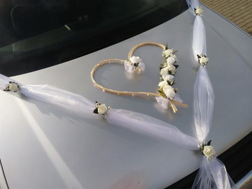 Svatební dekorace pro nevěstu