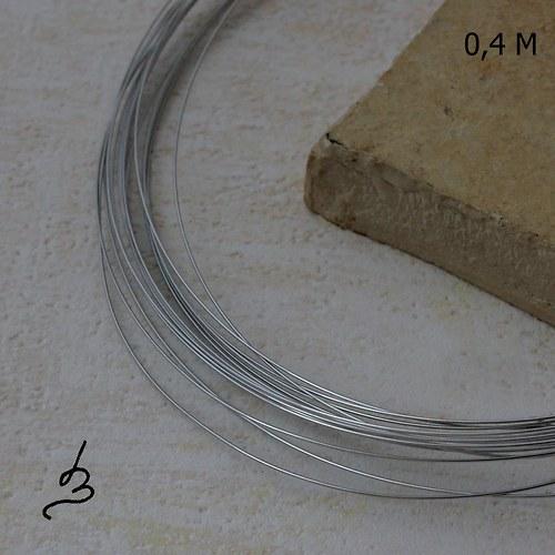 Osteo drát měkký 0,4 mm - 5 m
