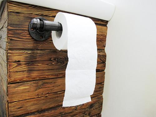 Originální držák toaletního papíru