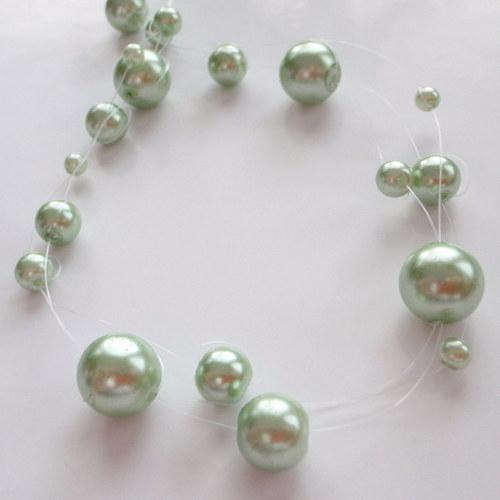 Náhrdelník Perline Verde