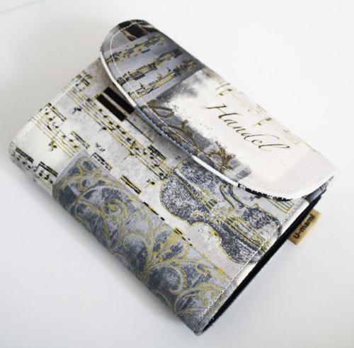 Peněženka z kolekce Flora,Typ: Pocket edition
