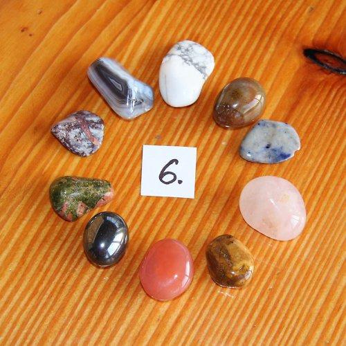 Mix minerálů č.6