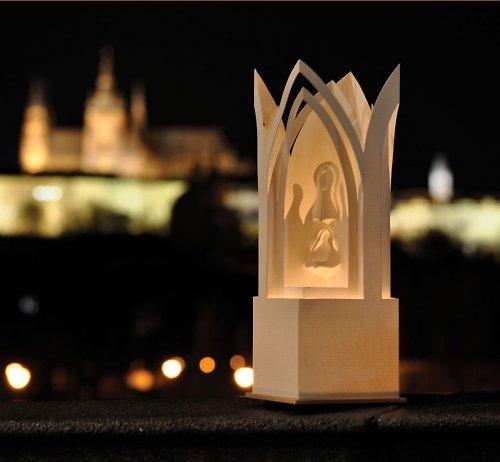Betlem Praga - svícen