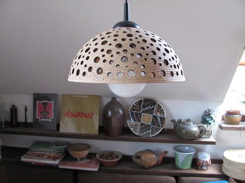 lustr keramický - KOSMOS