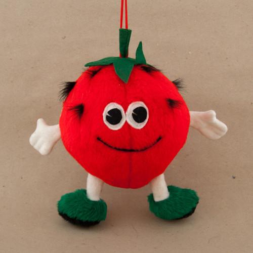 Velká jahoda - autorská hračka