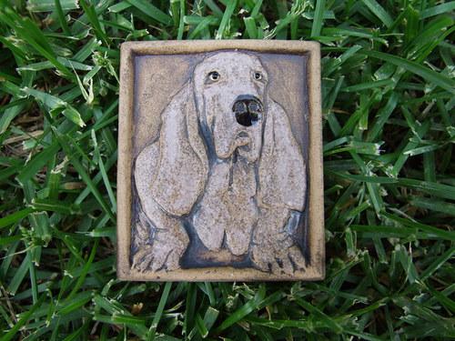 Magnetka keramická- pes