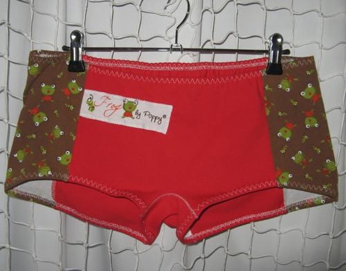 Žabky - kalhotky s nohavičkou:-))