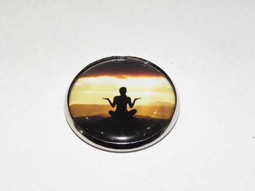 Meditace Mezi Nebem a Zemí - Magnetka