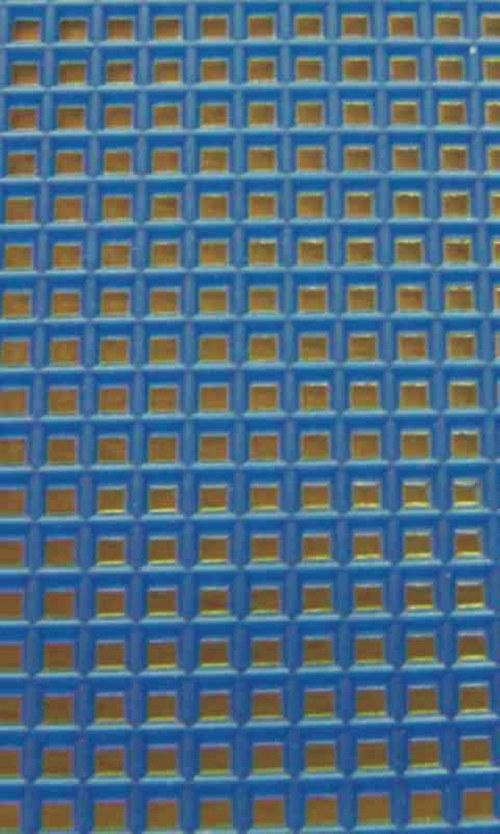 Plastová kanava I - modrá