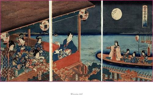 Japonské triptychy