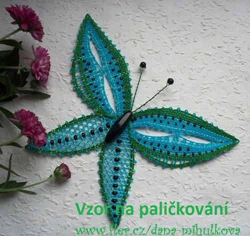 Podvinek 024 - Motýlek