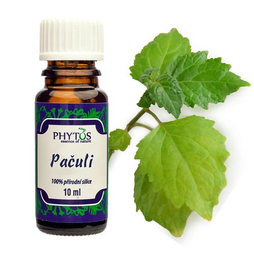 Pačuli - 100% esenciální olej 10ml
