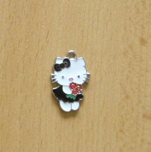 Přívěsek kočička Hello Kitty P 072 - postavička