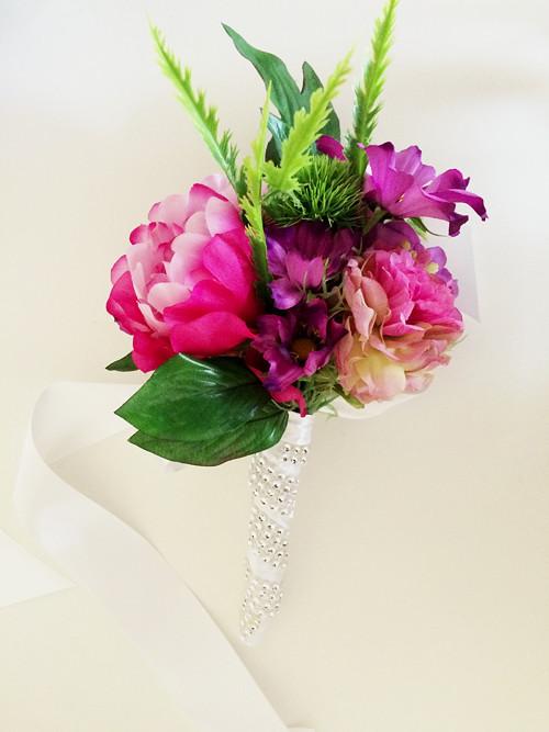 Menší kytice NATALIA - jako živá