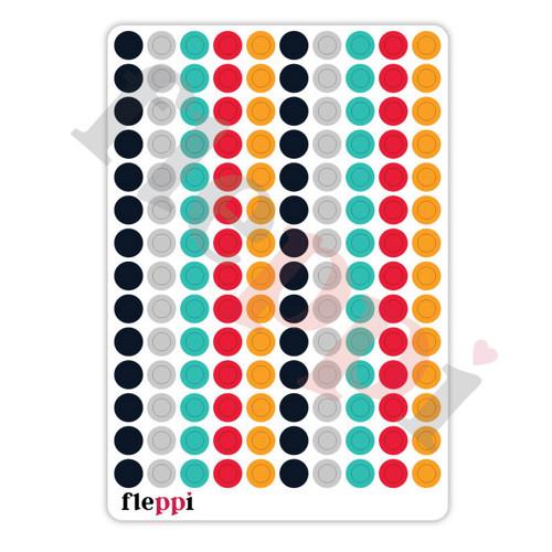 Samolepky  Colour coding | 140ks Free Day