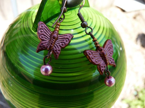 Motýlí náladička